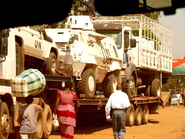 Конго: женщины, оружие, бытовуха. Изображение № 6.