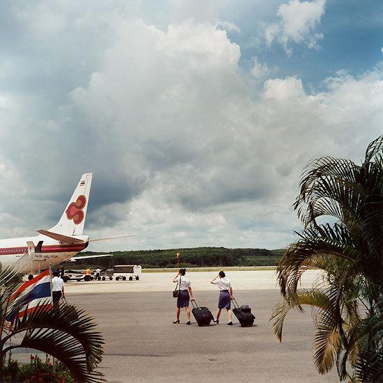 Стюардессы глазами фотографа Брайана Финке. Изображение № 16.