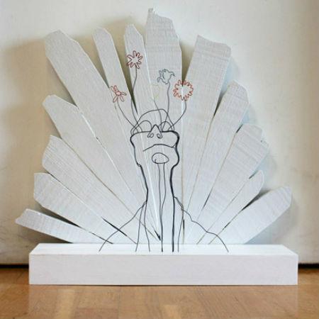 10 художников, создающих оптические иллюзии. Изображение №34.