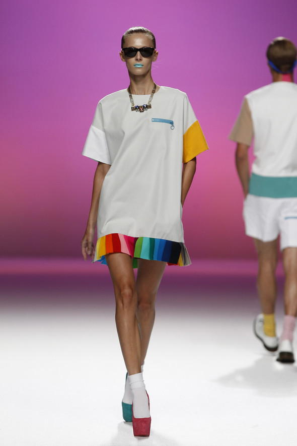 Madrid Fashion Week SS 2012: Davidelfin. Изображение № 5.