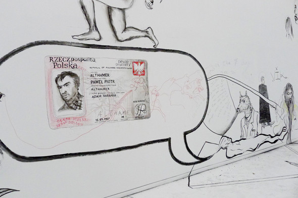 Берлинская биеннале. Изображение № 59.