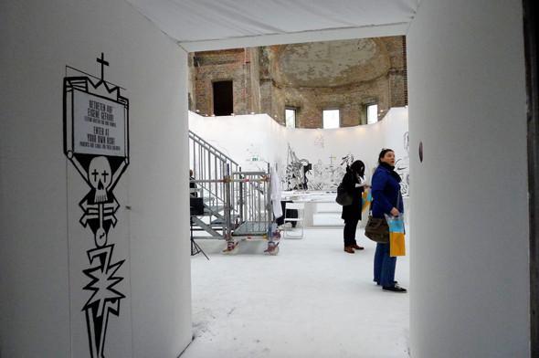 Берлинская биеннале. Изображение №53.