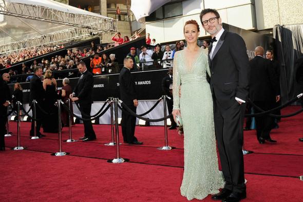 «Оскар»-2012: Красная дорожка. Изображение № 37.