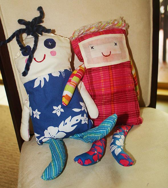 50 крутых самодельных новогодних игрушек. Изображение № 2.