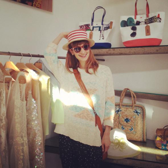Личный опыт: Как я устроилась на практику в итальянский магазин LuisaViaRoma. Изображение № 14.