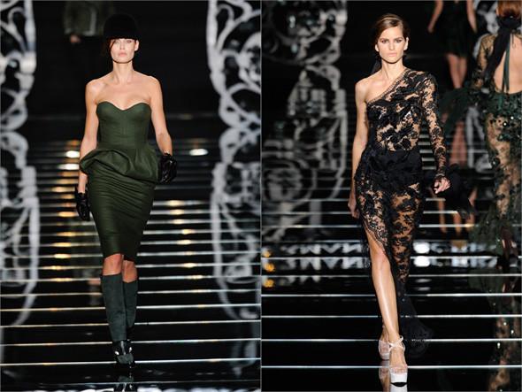 Показы Milan Fashion Week FW 2012: День 2. Изображение № 2.