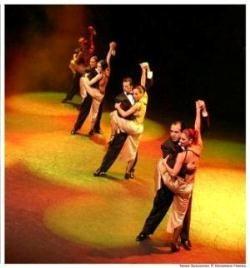 Мировая звезда аргентинского танго GUSTAVO RUSSO и его труппа в Москве. Изображение № 1.