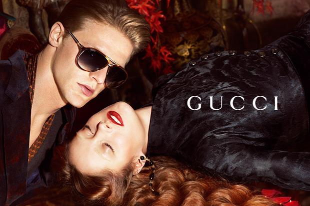Вышли новые кампании Gucci, Eleven Paris, Forever 21, Moschino и Tomboy. Изображение № 34.
