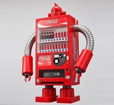 Робот-автомат попродаже Сoca-cola. Изображение № 2.