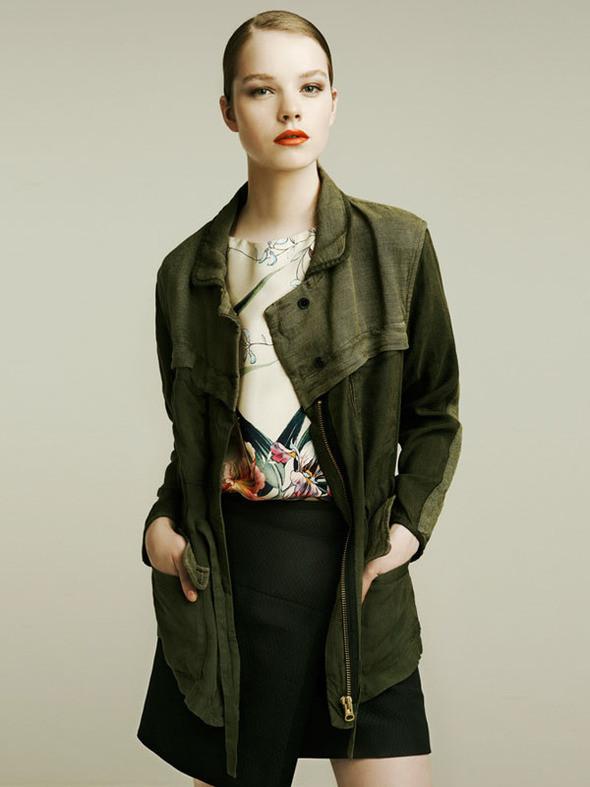 Изображение 12. Лукбук: Zara April 2011.. Изображение № 12.