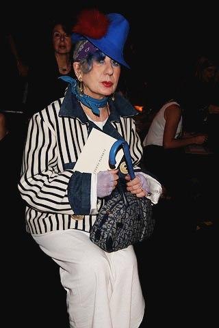 Анна Пьяджи. Модный гардероб. Изображение № 23.