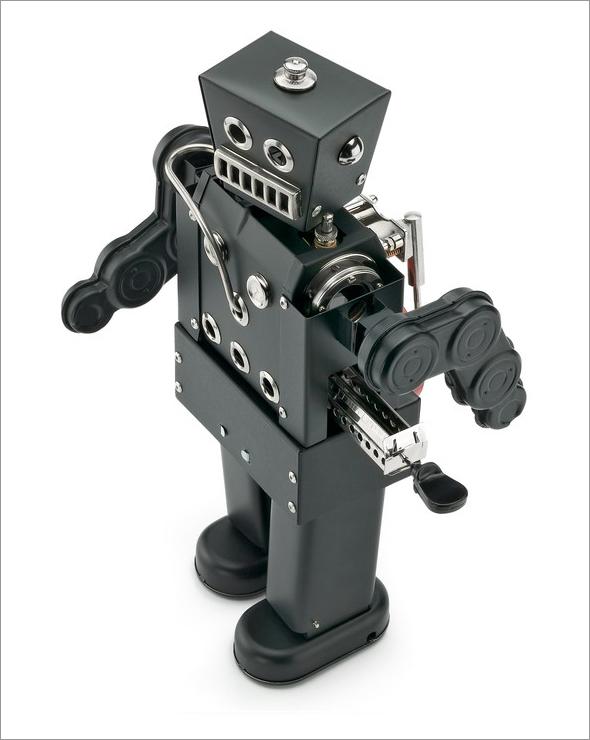 Паровой робот. Изображение № 2.