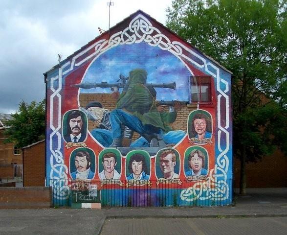 Граффити Ольстера. Изображение № 1.