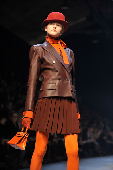 Jean Paul Gaultier for Hermes (fall-winter 2010). Изображение № 13.