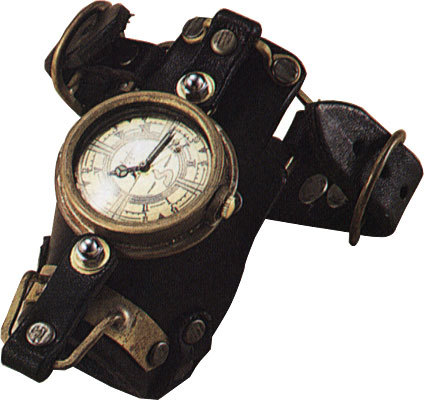 Чудо Часы отHaruo Suekichi. Изображение № 10.