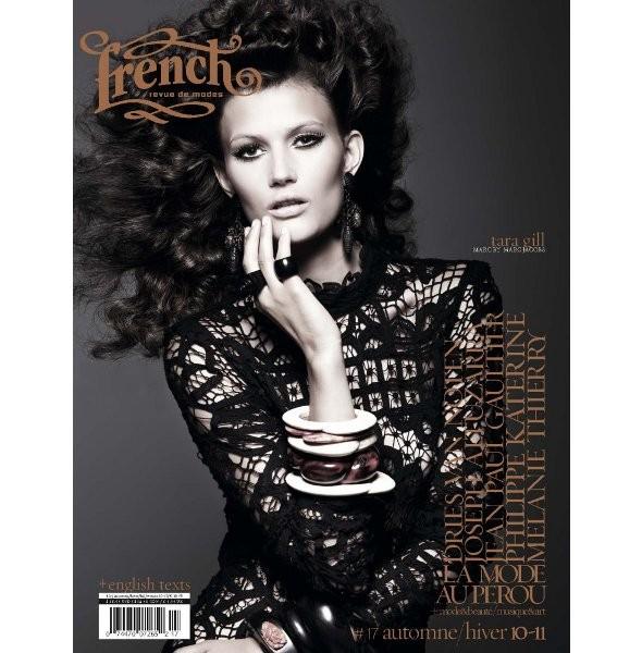 13 обложек нового номера French Revue de Modes. Изображение № 1.