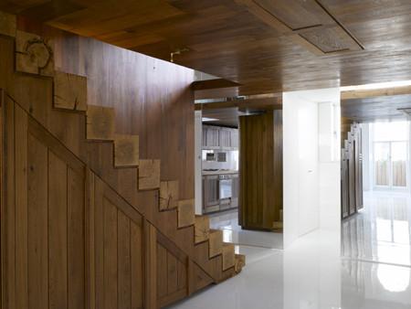 А-ля натюрель: материалы в интерьере и архитектуре. Изображение № 38.