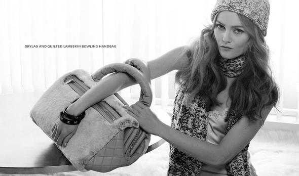 Chanel Cocoon и Vanessa Paradis. Изображение № 12.