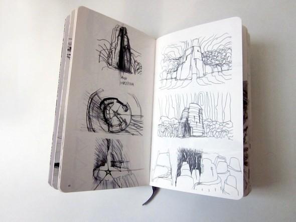 Книги Moleskine. Изображение № 3.