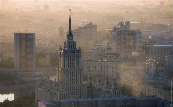 Покорители московских вершин. Изображение № 4.