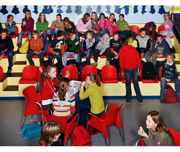 Классный час: Школьники в документальных фотографиях. Изображение № 90.