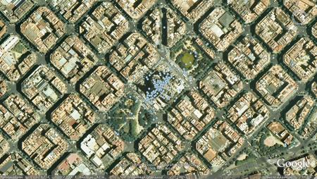 Barcelona's forum. Изображение № 1.