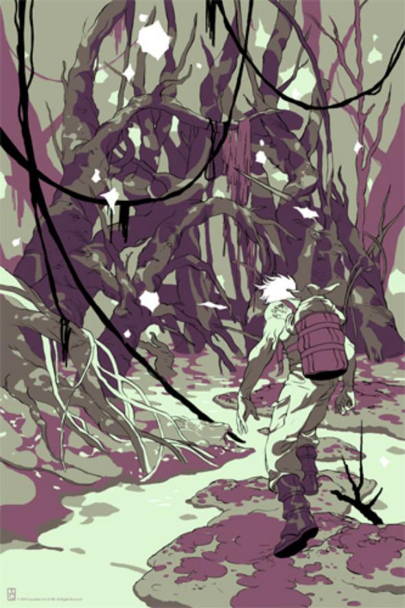 Иллюстрации Томера Хануки. Изображение № 1.