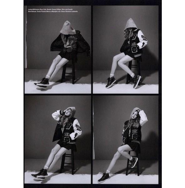 5 новых съемок: Harper's Bazaar, i-D, Numero и другие. Изображение № 12.