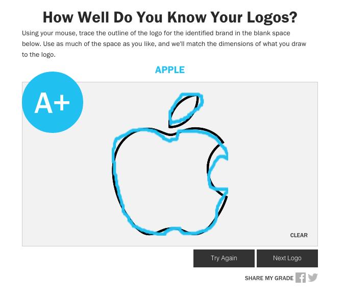 Тест дня: логотипы известных компаний . Изображение № 1.