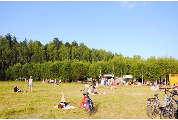 Репортаж с фестиваля «Архстояние 2011». Изображение № 55.
