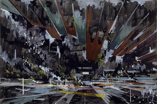 Точка, точка, запятая: 10 современных абстракционистов. Изображение № 2.