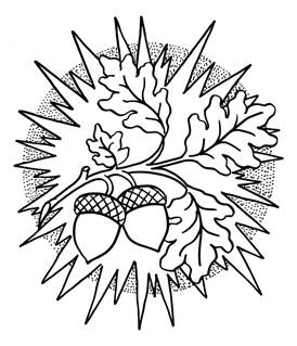 значение татуировки жёлудь. Изображение № 9.