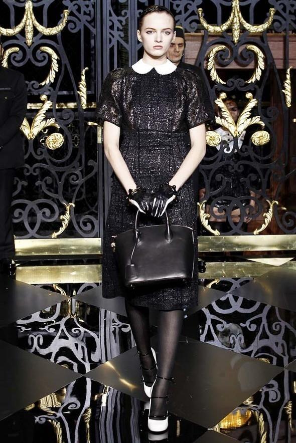 Изображение 46. Louis Vuitton Fall 2011.. Изображение № 46.