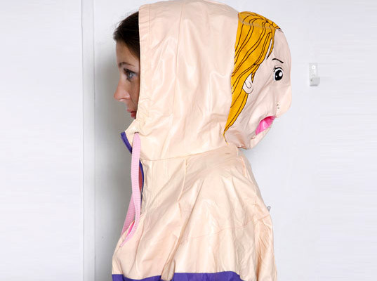 Одежда из надувных кукол. Изображение № 4.