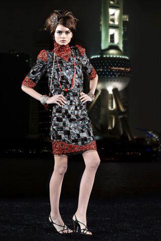 Пре-коллекция Chanel в Шанхае. Изображение № 1.