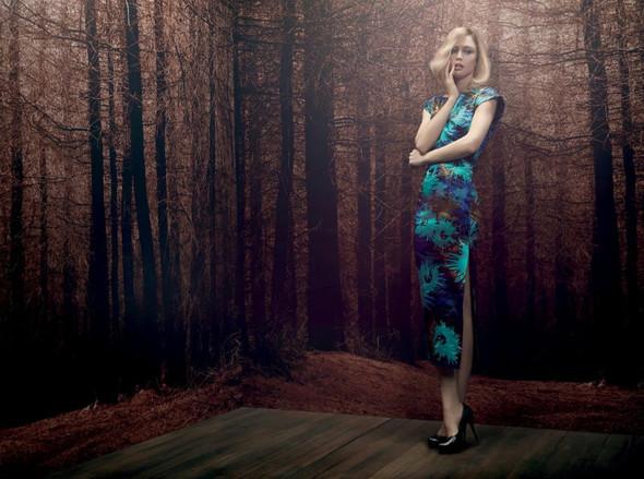 Кампания: Ракель Циммерман для A. Brand F2011. Изображение № 3.