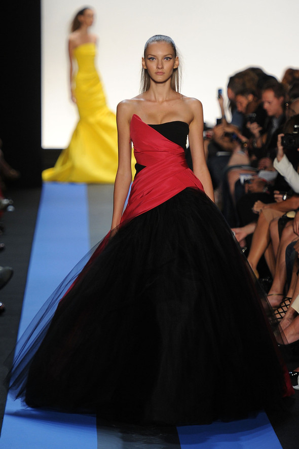 New York Fashion Week Spring 2012: День третий. Изображение № 3.