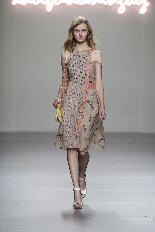 Madrid Fashion Week SS 2012: Adolfo Dominguez. Изображение № 25.