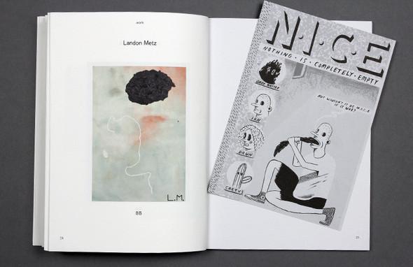 Новый номер журнала It's Nice That. Осень 2011. Изображение № 8.