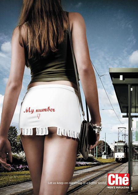 Откровенные рекламные постеры. Изображение № 21.