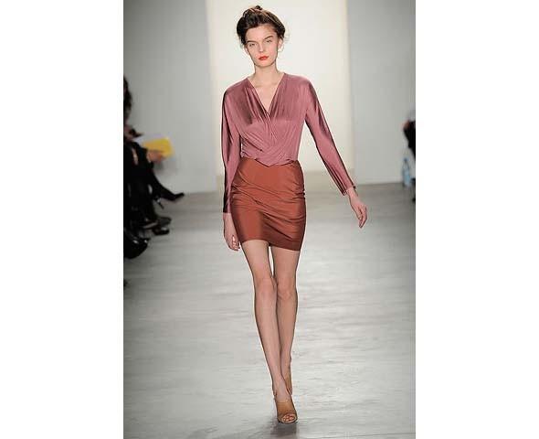 Неделя моды в Нью-Йорке: второй день. Изображение № 33.