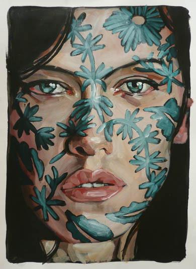 Belinda Eaton. Живые портреты. Изображение № 3.
