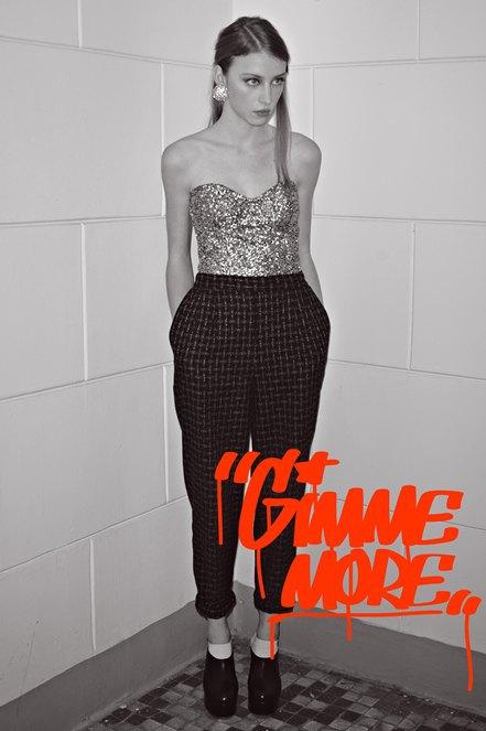 Chanel, Trends Brands и Urban Outfitters показали новые лукбуки. Изображение № 85.