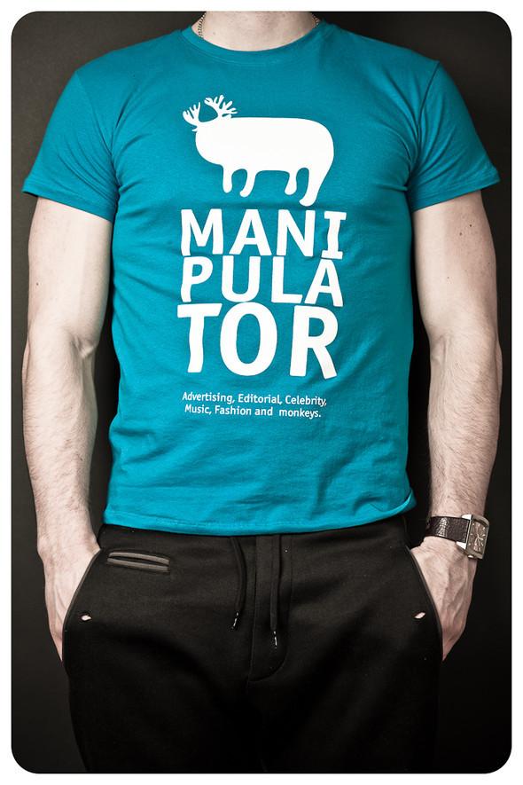 MANIPULATOR T-Shirt. Изображение № 2.