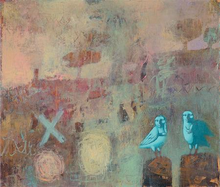 Наивная живопись Светланы Румак. Изображение № 36.