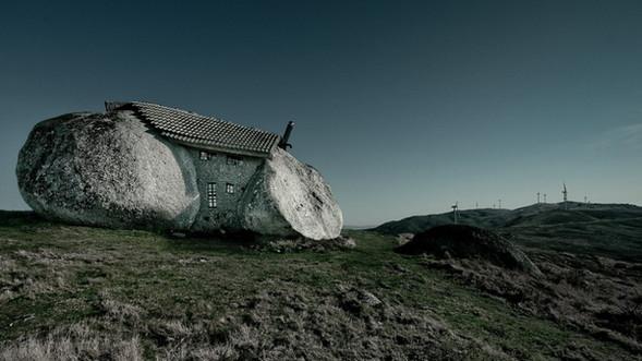 Причудливые формы: необычная архитектура. Изображение № 35.