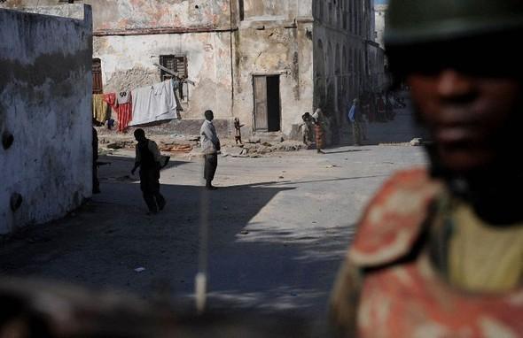 Сомали: война вфотографиях. Изображение № 29.