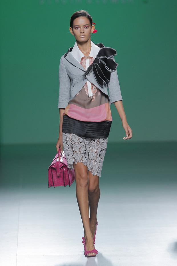 Madrid Fashion Week SS 2013: DEVOTA & LOMBA . Изображение № 7.
