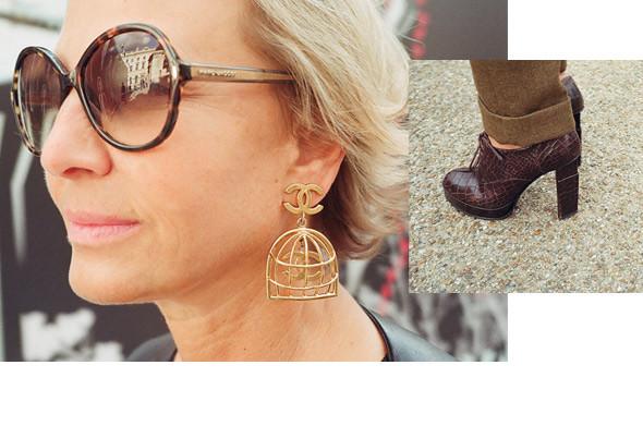Детали: Лондонская неделя моды. Изображение № 36.