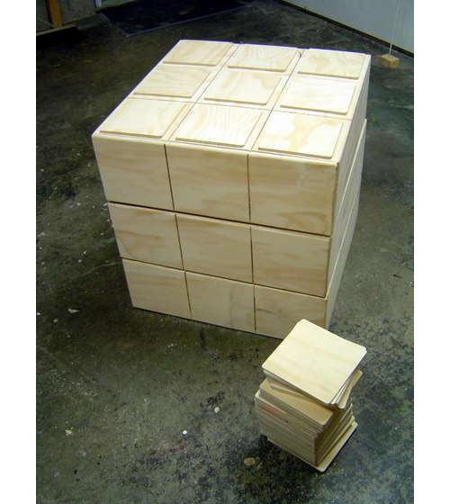 Кубик Рубика. Изображение № 1.